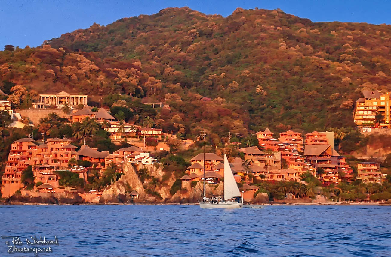 Zihuatanejo vacation lodgings