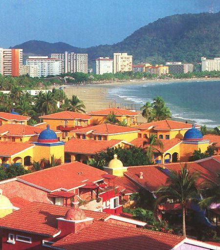 Marina Ixtapa Condos on Playa El Palmar